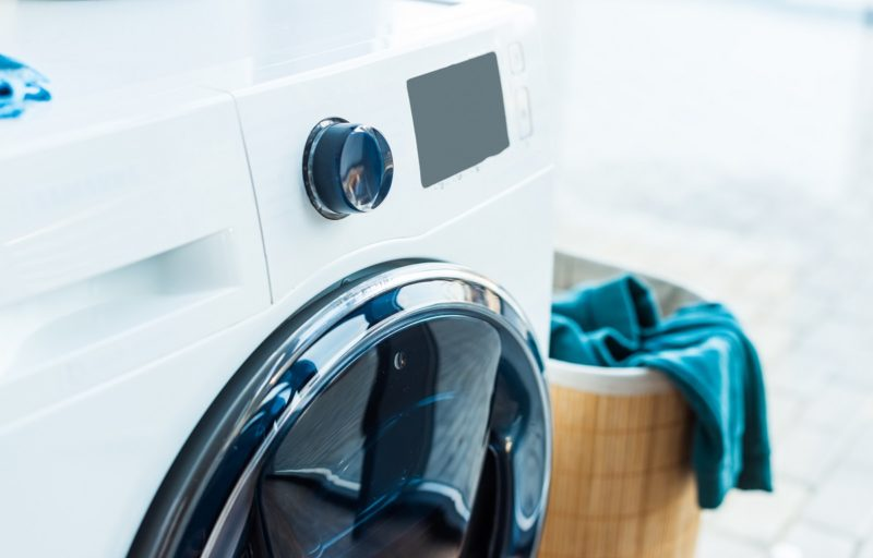 Clean a Front Loading Washing Machine